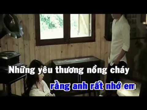 [Karaoke] Anh Nhớ Em - Tuấn Hưng (Full HD)