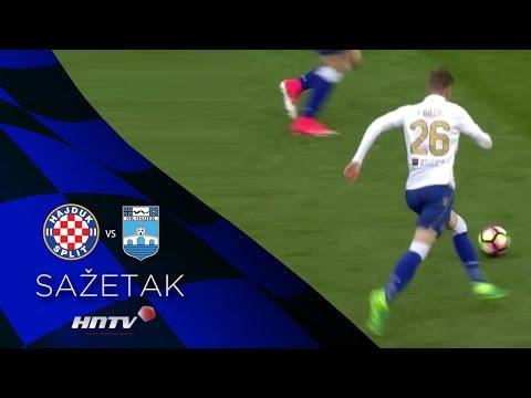 Hajduk - Osijek 5:1