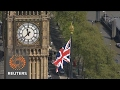 UKs May shocks markets, nation with election date