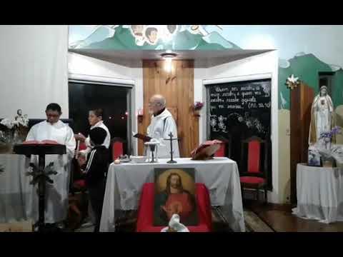 Santa Missa | 27.06.2020 | Sábado | Padre José Sometti | ANSPAZ