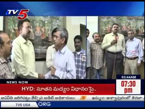 Meet and Greet - JD Lakshmi Narayana