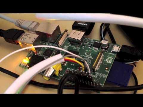 Taking voice input from raspberry pi and sending converted