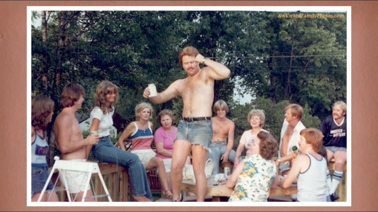 Семья голые фото