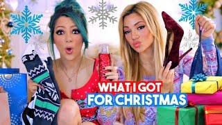 What I Got for Christmas 2016!! Niki and Gabi