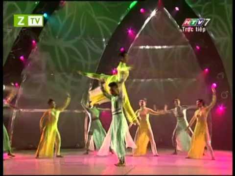 Thử Thách Cùng Bước Nhảy 2013   Tập 14   Top 14   Ballet Đương Đại   Video Clip HD