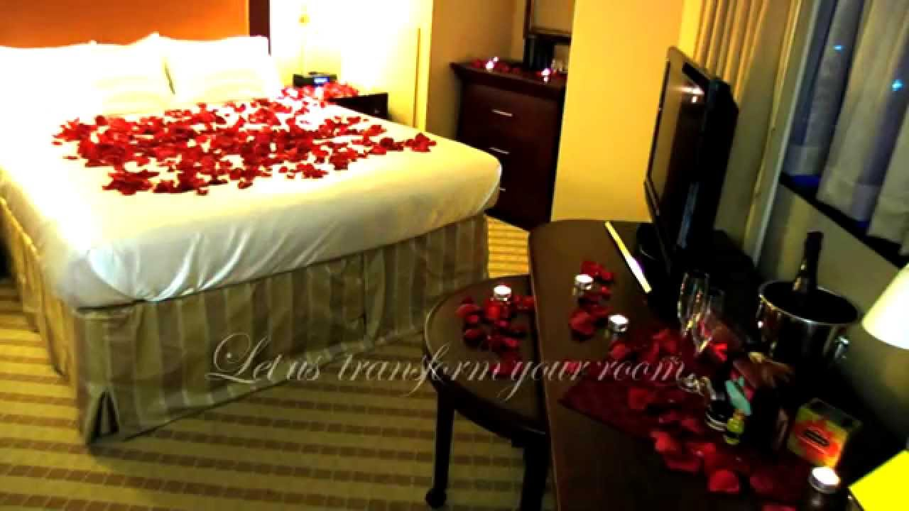 Decorate a romantic hotel room any hotel or b b in the u - Decorate hotel room romantic ...
