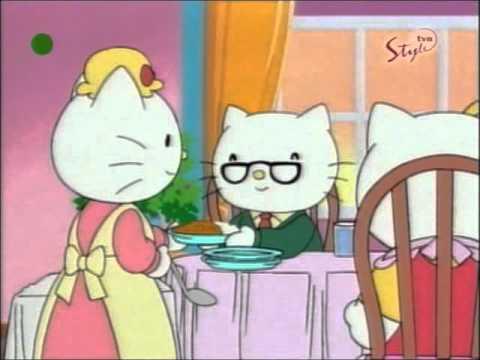Hello Kitty - odcinek 2 A bajki - Myj ręce Kitty PL