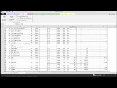 Phần mềm dự toán Escon - Hướng dẫn tính cước vận chuyển