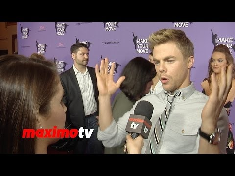 Derek Hough on Tap Dance, BoA, Amy Purdy DWTS