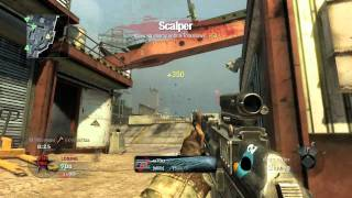 Call of Duty Black Ops - Long Range Tomahawk Kills