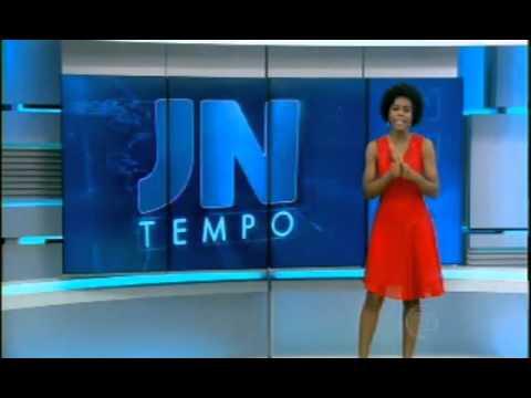 Maria Julia Coutinho Fala Sobre o Racismo Sofrido na Internet | JN 03.07.15