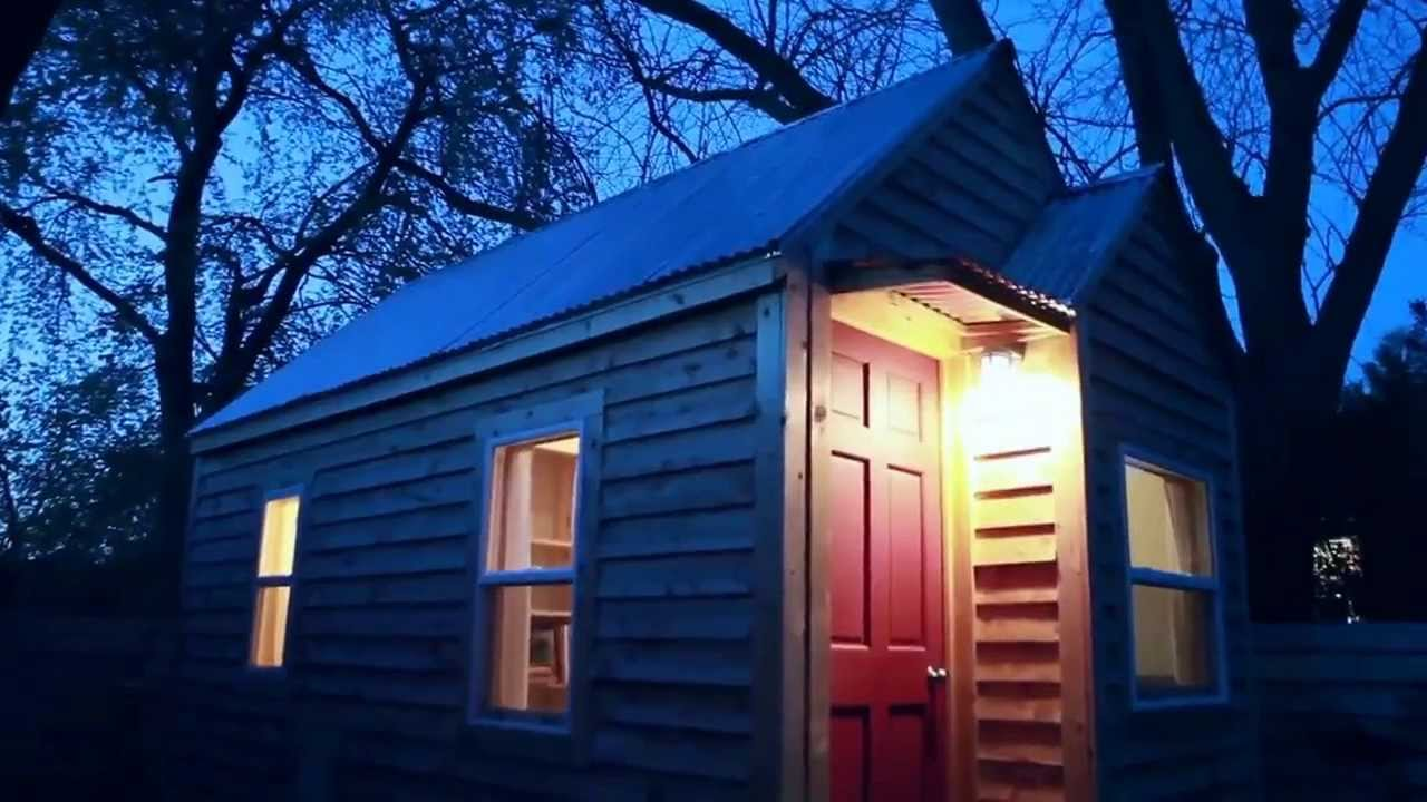 Tiny Midwest Tiny House Tour YouTube