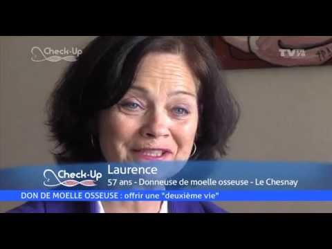 Check-Up - Don de moelle osseuse, lutte contre le cancer, Sidaction