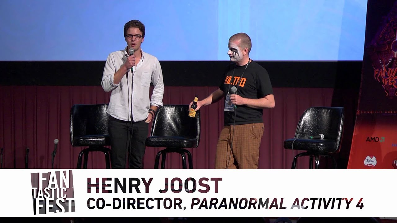 Fantastic Fest 2012 PARANORMAL ACTIVITY 4 Screening