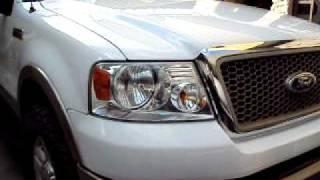 AutoConnect.com.mx: Camioneta 2004 Ford Lobo Lariat 4x4