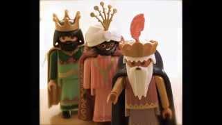 Cantajuegos - los 3 Reyes Magos - Guillermo Santis