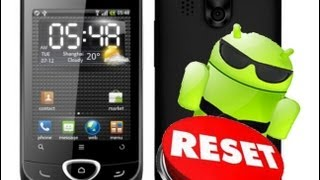 HOW TO HARD / FACTORY RESET ZTE RACER 2 II / ARIZONA HD