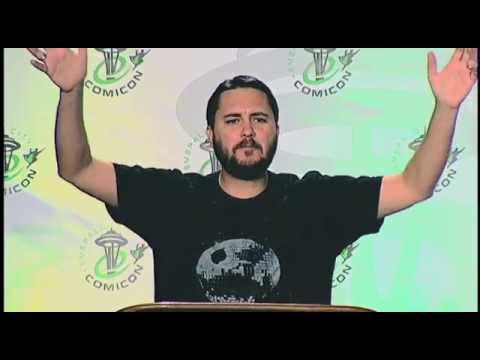 Wil Wheaton's 90-Minute Awesome Hour at ECCC 2012