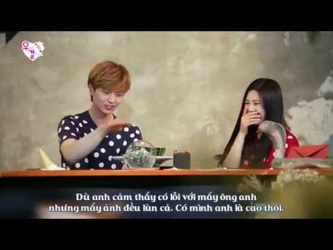 [YHT] Sungjae & Joy Ep 2(Unaired / Unseen) - Khi tụi tui