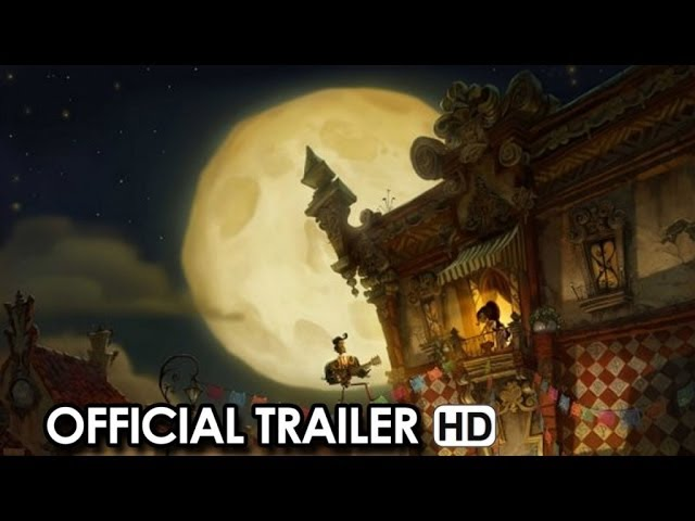 The Book of Life Official Trailer (2014) HD