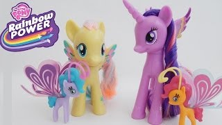 My Little Pony Breezies Fluttershy And Princess Twilight