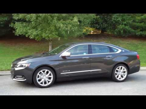 Harry Likes the 2014 Chevrolet Impala LTZ
