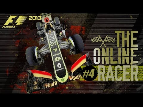 F1 2013 [The Online Racer] - Episode 4: What's Next For Ross Brawn?