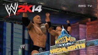 WWE 2K14 WrestleMania 29 Highlights