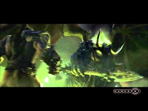 World of Warcraft - Warlords of Draenor Cinematic, release date 11.13.2014!