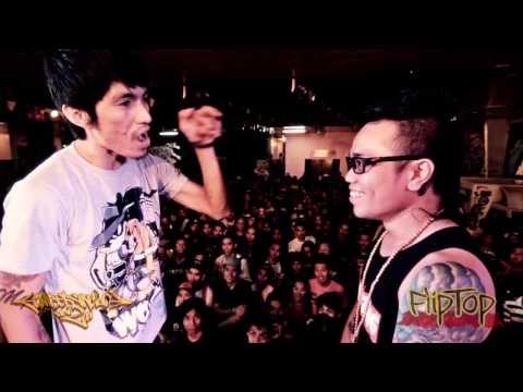 FlipTop - Harlem vs Juan Lazy