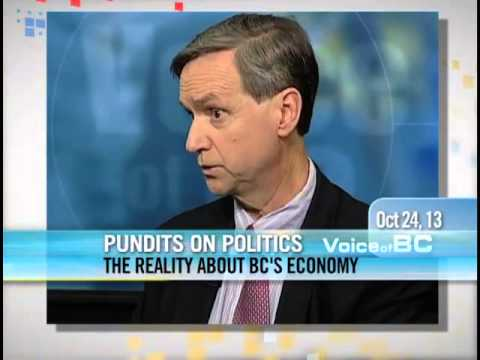 George Abbott - The Reality About BC's Economy