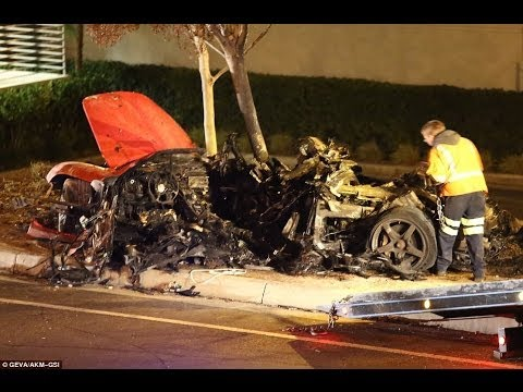 Paul Walker Crash Update. Driver Revealed.