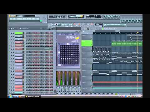 Zindagi Se Churake - Raaz 3 Instrumental on fruity loops 10