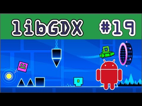 LIBGDX para Android - Tutorial 19 - Detectar Colisiones - How to make games Android