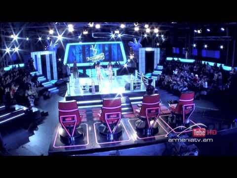Anjela vs. Melanyan,We Are The World-The Voice of Armenia-The Battles-Season 3