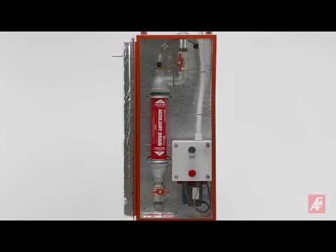 AGF COLLECTanDRAIN 5400 Auxiliary Drain