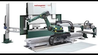 Robotic bending cells SALVAGNINIROBOFORMER