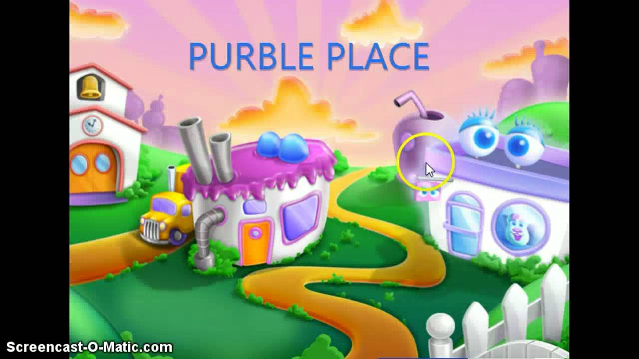 Purble Place game (i t...