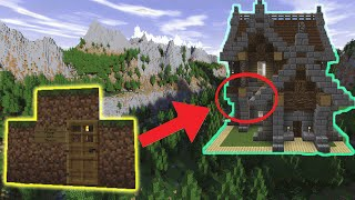 """Minecraft   Tập xây cùng Noob #1: """"Mẹo vặt xây nhà!"""""""