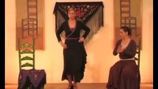 Aprende a bailar Sevillanas. Parte 12