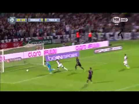 Blaise Matuidi vs Bordeaux.