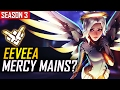 The Struggle Of A Mercy Main EeveeA S3 Grandmaster