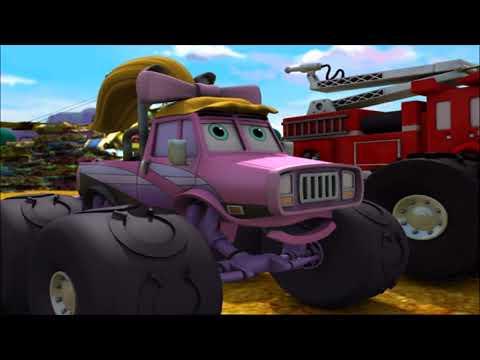 Meteor Monster Truck 10 - Visím vo vzduchu
