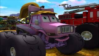 Meteor Monster Truck 10 - Visím ve vzduchu