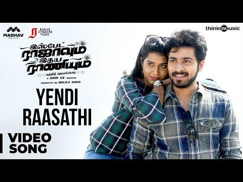 Ispade Rajavum Idhaya Raniyum - Yendi Raasathi Video - Harish Kalyan - Sam C.S - Ranjit Jeyakodi