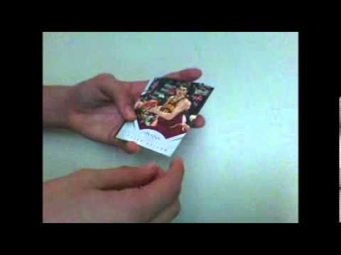 NBA 2013-2014 Panini Prestige BasketBall Trading Cards Unboxing