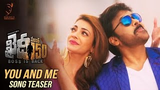 Khaidi No 150 Movie You And Me Song Teaser