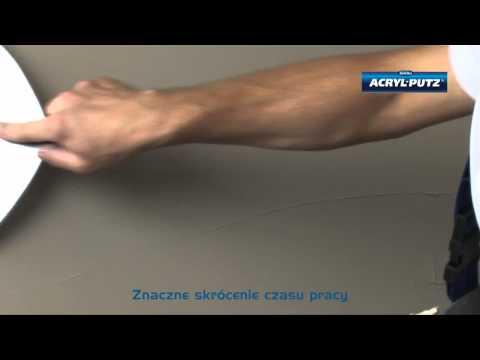 Acryl-Putz Start S - Gładź Bezpyłowa