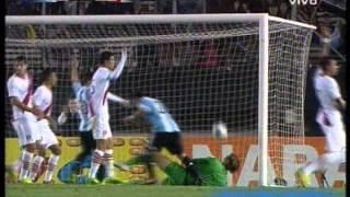Argentina 3 Peru 1 (Relato Sebastian Vignolo