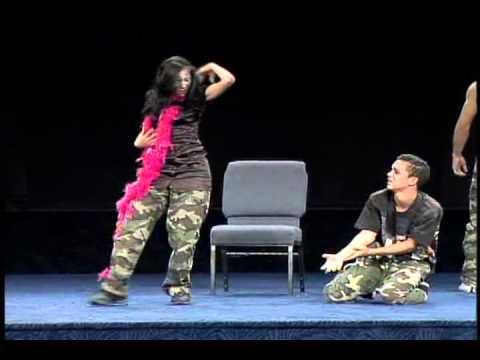 La Droga y El Sida obra de teatro El Evangelio Cambia